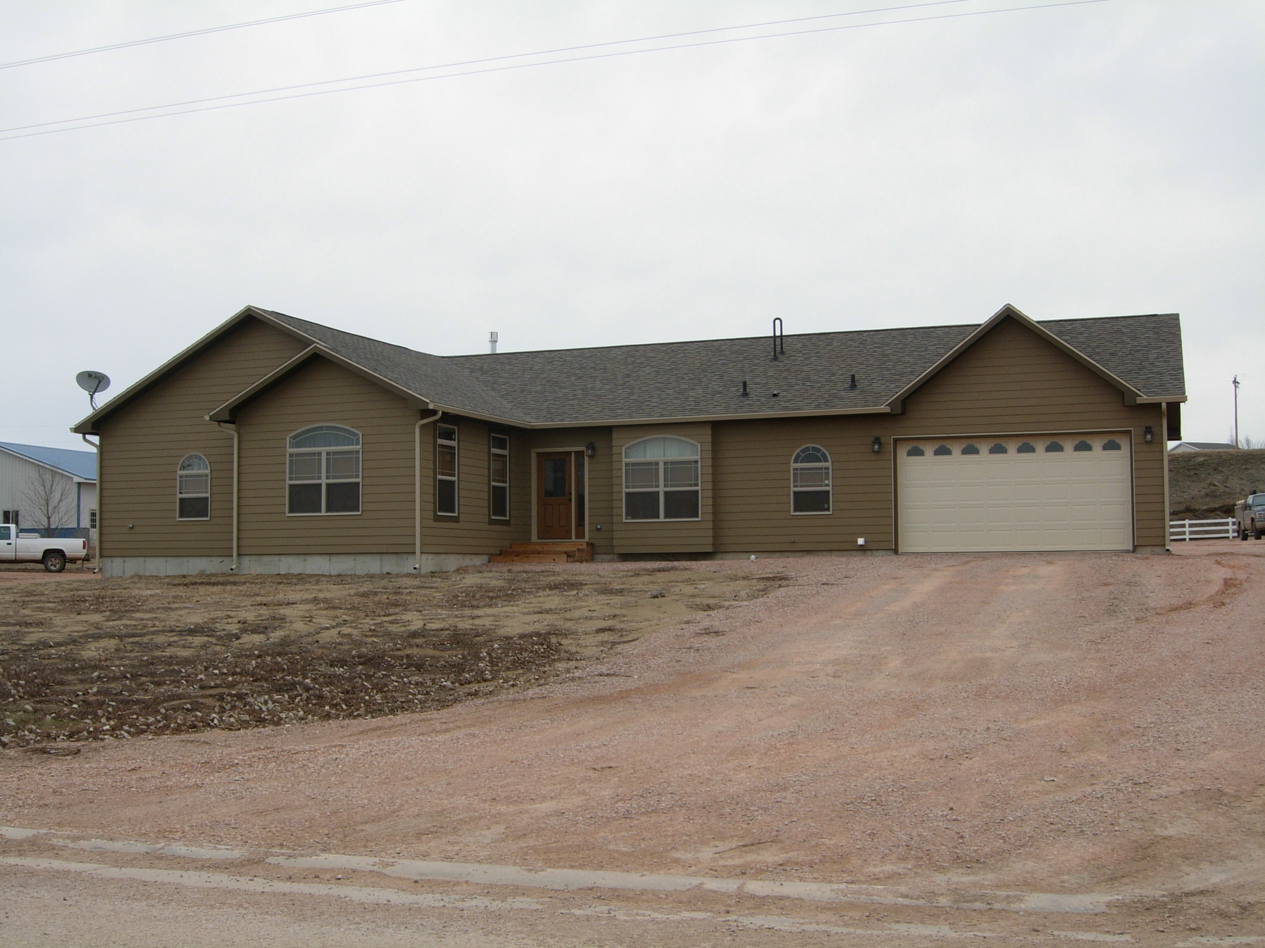 Big mountain homes modular home building new home for Nd home builders